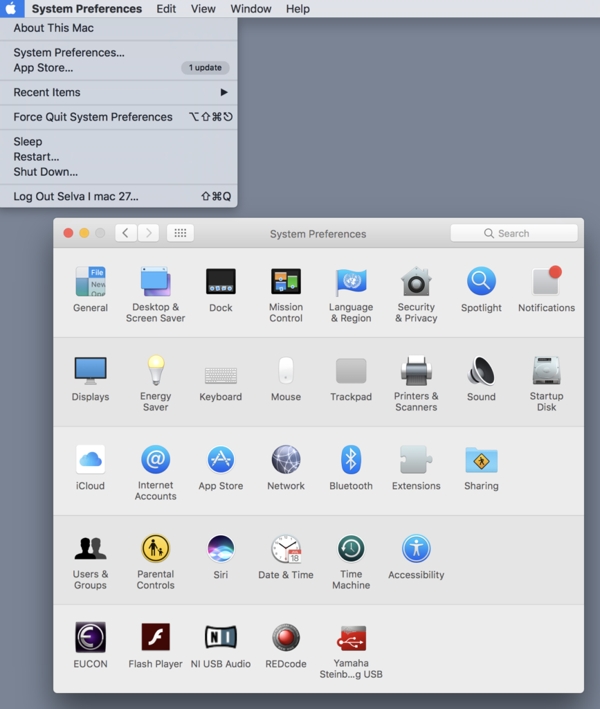 Optimising your Mac for Music Production ⋆ Audio Media Blog