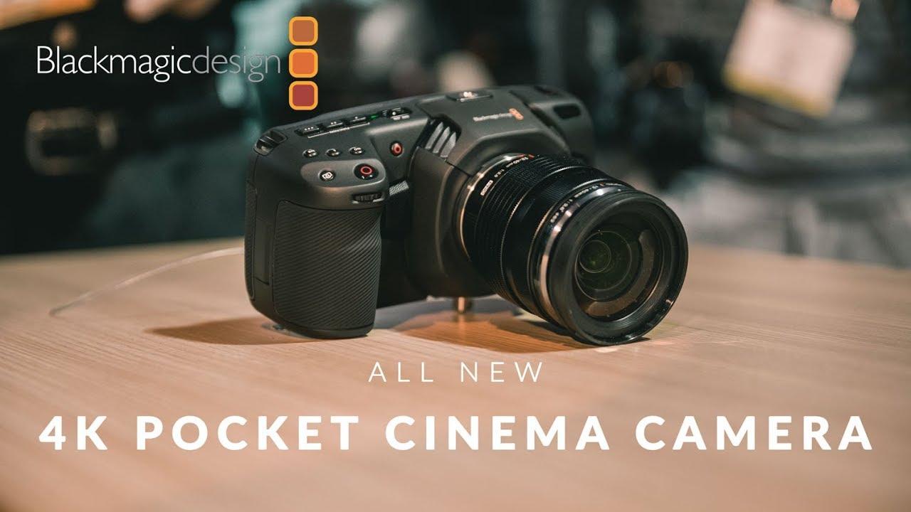 Blackmagic Pocket Cinema Camera 4k Pro And Cons Audio Media Blog